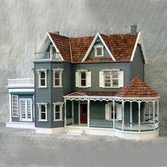 Real Good Toys Harborside Mansion Dollhouse