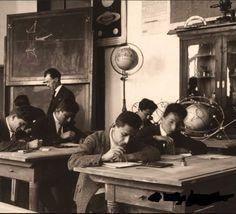 İzmir, Erkek Lisesi, Coğrafya Dersi, 1928