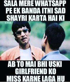 Hahahhahaha .... Bht maze ka hai ;)