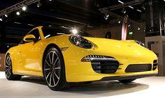 Porsche 911 Carrera 4S. Foto: Georg Ryttman