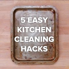 These 10 Cleaning Hacks are the BEST! Great ways to clean the things in your home without much effort. The bathroom cleaning hack and the kitchen cleaning hacks are AMAZING! Household Cleaning Tips, Cleaning Recipes, House Cleaning Tips, Spring Cleaning, Cleaning Hacks, Cleaning Supplies, Kitchen Cleaning, Deep Cleaning, Bathroom Cleaning