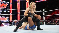 Natalya vs. Charlotte – Campeonato Femenil WWE: fotos