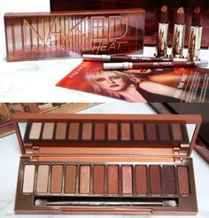 Urban Decay NAKED HEAT Collection Review: Naked Heat Eyeshadow Palette, VICE Lipstic, 24/7 Eyeliner Swatches & Review http://www.monroemisfitmakeup.com/2017/06/urban-decay-naked-heat-collection.html #NakedHeat #UrbanDecay