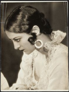 Joan Crawford in the 1920s by MGM photographer Ruth Harriet Louise.