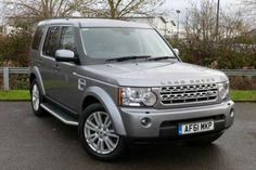 Used 2011 (61 reg) Grey Land Rover Discovery 3.0 SDV6 HSE 5dr Auto for sale on RAC Cars