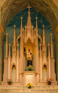 St.Francis-xavier-roopakood-at-St.-George-Church,-Kothamangalam-004
