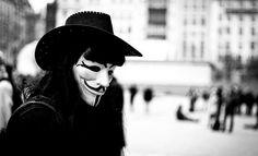 Anonymous #PB #BW #portrait