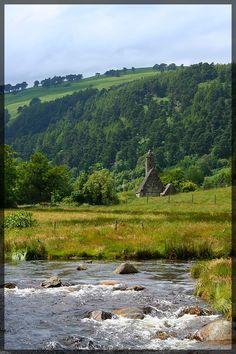 Glendalough, Ireland Copyright: Orianne Zadra