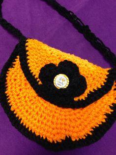 Halloween Purse by LFDSIStore on Etsy