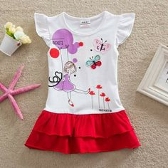 NEAT baby girl clothes embroidered little girl tutu summer dress round collar cotton dresses kids clothes character girl Baby Outfits, Kids Outfits Girls, Cute Outfits For Kids, Kids Girls, Kids Clothes Sale, Baby Kids Clothes, Baby Girl Romper, Baby Girl Dresses, Girls Clothing Stores