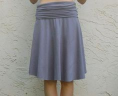 FREE SEWING PATTERN: The yoga skirt: Get access to an easy Free printable PDF sewing pattern for beginners. Sizes availabe in 4 to 22.