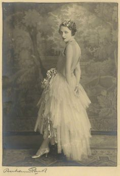 Gertrude Lawrence  by Bertram Park, 1928.   National Portrait Gallery