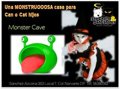 Monstruosa Casa! #SanCanitoyGatostones #Halloween