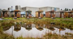 Homelessness Tiny House Village2