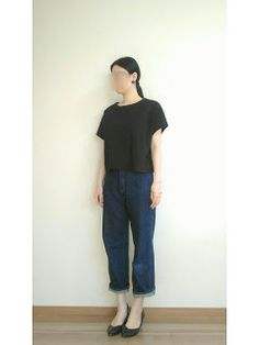 【型紙・作り方】簡単フレンチスリーブのブラウス - ハンドメイド洋裁ブログ yanのてづくり手帖-簡単大人服・子供服・小物の無料型紙と作り方- Normcore, Sewing, Blog, Style, Fashion, Dressmaking, Couture Facile, Swag, Moda