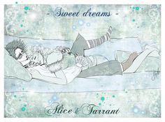 Sweet dreams... by =RedPassion on deviantART