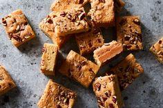 Brown Sugar Saucepan Blondies recipe on Food52
