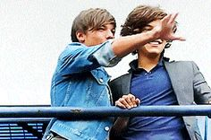 46 Times Harry Styles And Louis Tomlinson Proved They Belong Together