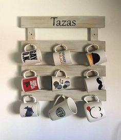 pallet shelves for kitchen