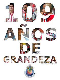 109 AÑOS DE HISTORIA Y GRANDEZA En un día como hoy, pero de 1906 fue fundado el Club Deportivo Guadalajara por el comerciante y agente de ventas Edgar Everaert.
