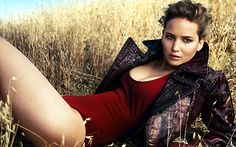Hot curves! Jennifer Lawrence least bothered workout or diet!