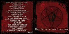Deutscher Untergrund Rap: DeRote – AlpträumeDerMenschheit – Das Erwachen der...
