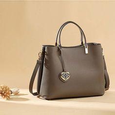 3df329bd27b r European and American Fashion leather handbag