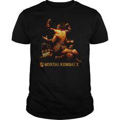View images & photos of Mortal Kombat X Goro t-shirts & hoodies