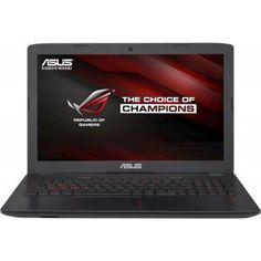 """Ноутбук ASUS ROG GL552VX-XO103T (90NB0AW3-M01170) (90NB0AW3-M01170)  — 68904 руб. —   15,6""""HD i5-6300HQ/8Gb/2Tb+128GbSSD/GTX950M 2GB/DVDRW/Win10"""
