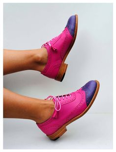 Original ABO brogues available at WWW.ABO-SHOES.COM  #abo-shoes #ABO #shoes #brogues #oxfords #style #fashion #streetstyle #musthave #fashion #belgrade #handmade #design #pink