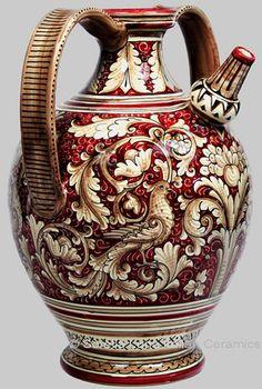 Italian renaissance pottery