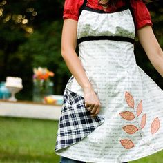 Sew Liberated Emmeline Apron Sewing Pattern