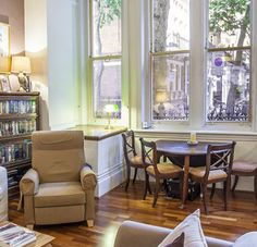 Bramham Suite is located in the heart of #Kensington, this quiet street is ideal for those visiting #London for work or on #holiday. www.silveroom.com