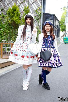 Harajuku Sweet Lolitas