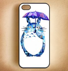 My nighbor totoro stained glass  iPhone 4/4s/5/5c/5s by TaleofCase, $14.77