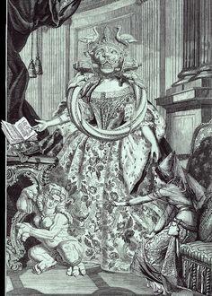 La Papesse [The High Priestess] : Philippe Lemaire2008 † #collage #art #collageart #divination #cartomancy #occult #okkvlt #MajorArcana #visualart #LaPapesse #Priestess #TheHighPriestess #PhilippeLemaire #2008