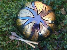 Tambour, Major Scale, Steel Drum, Sound Healing, Eye For Detail, Hand Engraving, How To Relieve Stress, Autumn Leaves, Drums