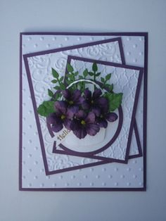 Mojo Monday #309 by rainyboxcrafts - Cards and Paper Crafts at Splitcoaststampers
