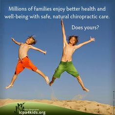 A Healthy Family Is a Happy Family! Find Out How Your Family Can Benefit From Chiropractic Care At Badgerland Chiropractic! http://janesvillechiropractic.com/