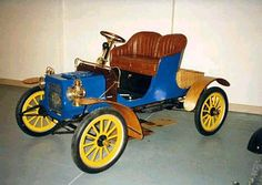 1906 REO - (REO Motor Car Company, Lansing, Michigan 1905-1936)