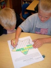 Math centers and games
