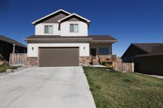 Gillette Real Estate for Sale! 2306 Big Lost Dr - 3 bd, 2.5 ba, 2440 sq ft. Open concept home at a great location. Call Kimber Parker at Team Properties Group for your showing! 307-670-2750
