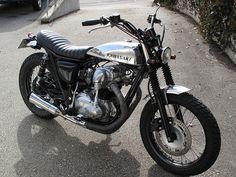 kawasaki w 650 2004 #bikes #motorbikes #motorcycles #motos #motocicletas
