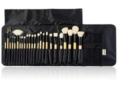 The 24-Piece Eco Chic | Karity Professional Brushes (found on MakeUpD0ll's website)