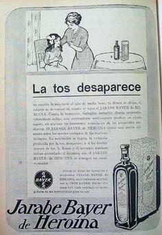 Opio, Heroína, Cocaína, los medicamentos del siglo XIX - Taringa!