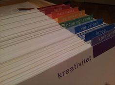 Skilleark til Skattekista for et enklere og mer oversiktlig system. Free Downloads, Cards Against Humanity