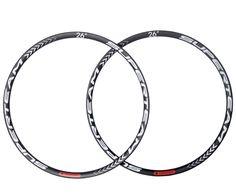 Superteam 27.5ER MTB Carbon Rims 30mm Width Carbon Mountain Binke Carbon Rims #Generic