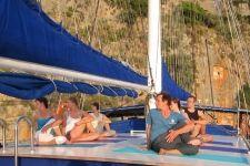 Yoga Cruise - Yoga Ahoy! Retreat Turkey