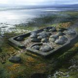 Ness of Brodgar  Discovered little more than a decade ago, this mysterious temple complex is now believed to be the epicenter of what was once a vast ritualistic landscape. The site's extraordinary planning, craftsmanship, and thousand-year history are helping rewrite our entire understanding of Neolithic Britain.