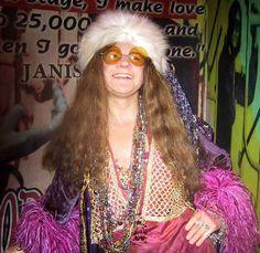 Janis Joplin - she comes in colors